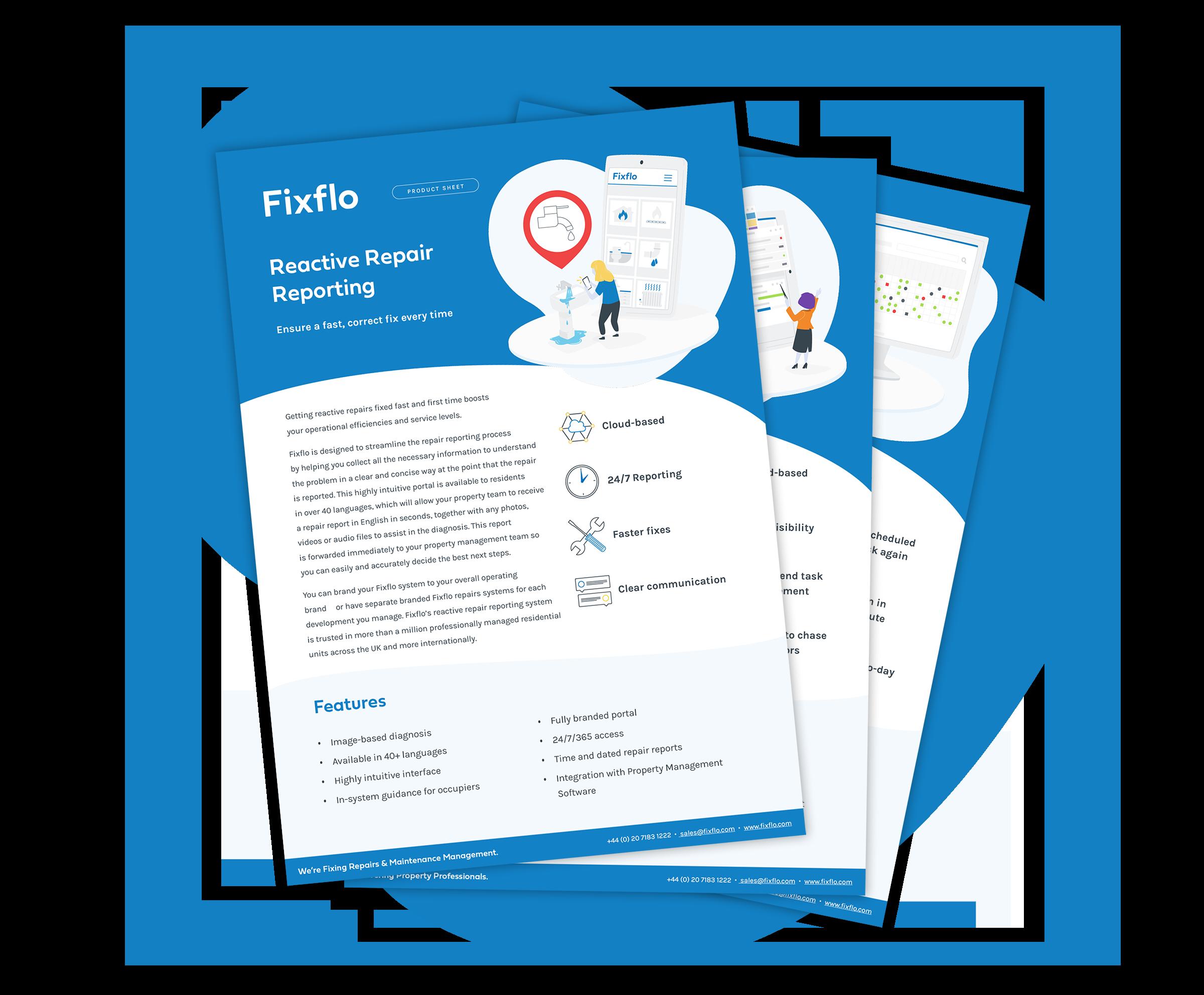 Fixflo Brochure