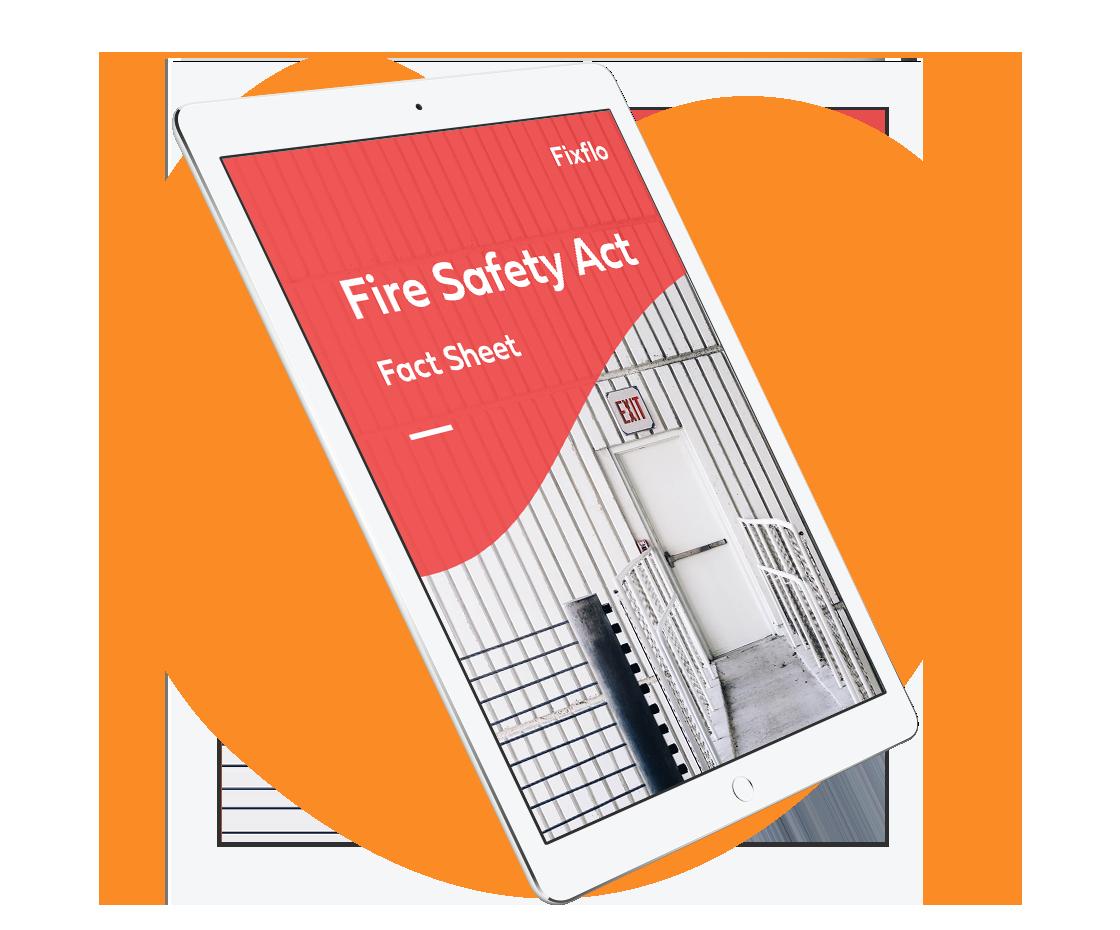 Fixflo Fire Safety Act Fact Sheet