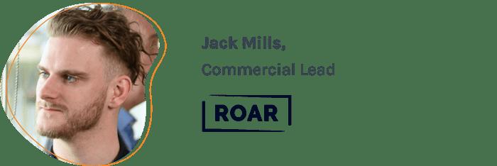 Jack Mills ROAR Speaker
