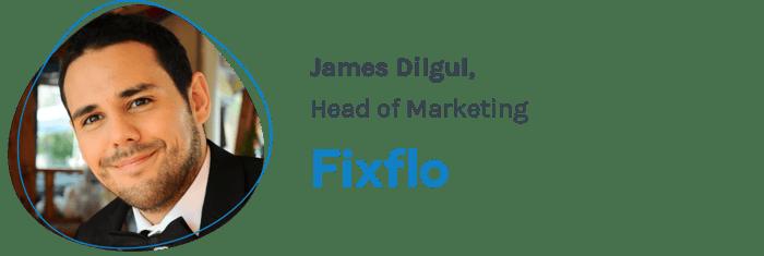 James Dilgul Fixflo Speaker