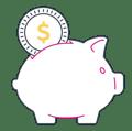 Illustrative Icon_Save Money