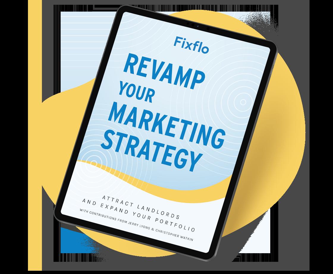 Fixflo ebook - Revamp Your Marketing Strategy