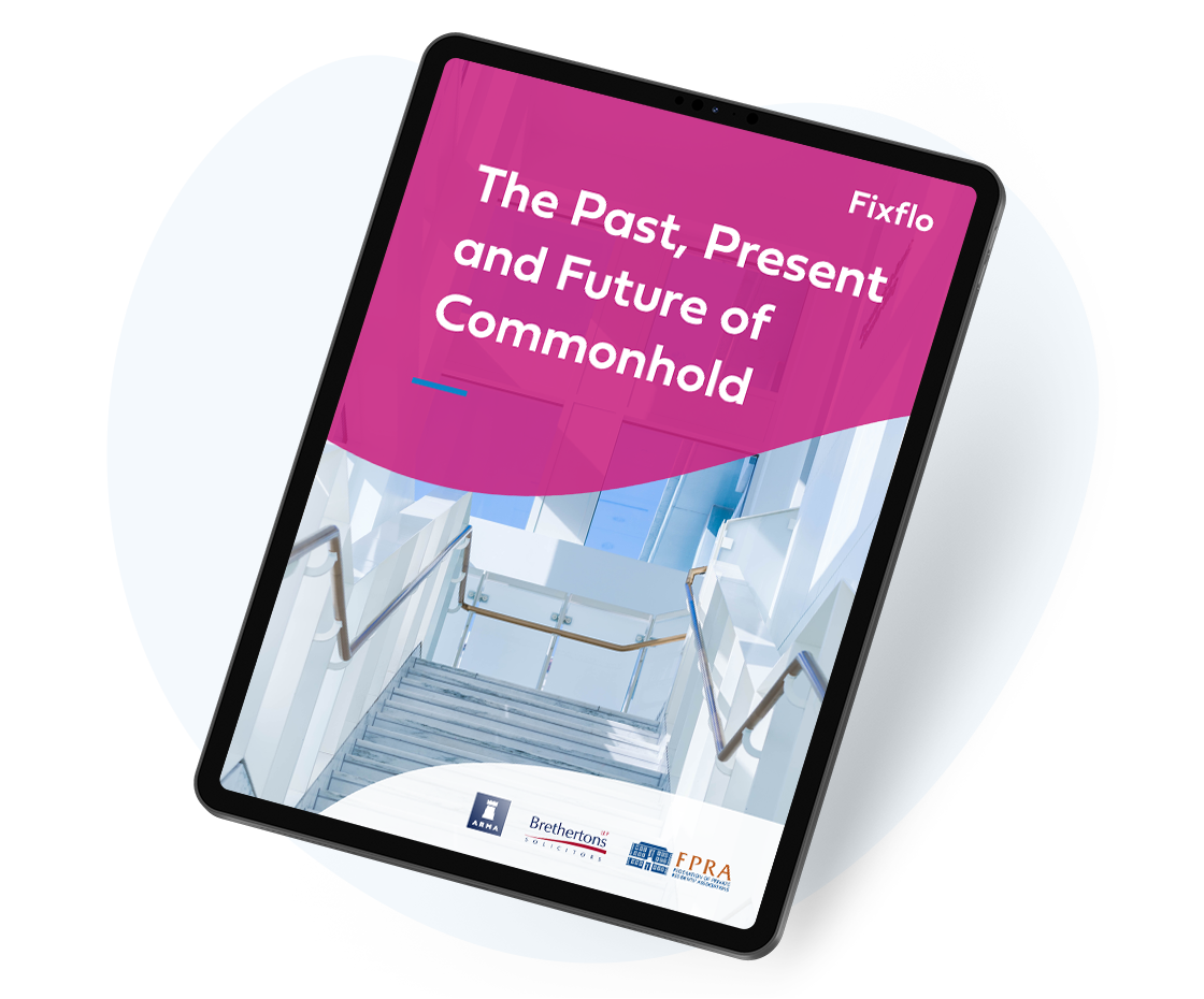 Fixflo eBook - The Past Present and Future of Commonhold