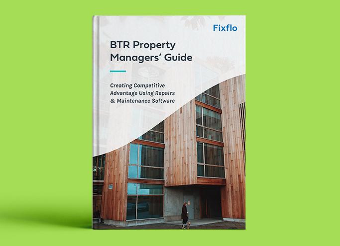 BTR: Creating Competitive Advantage Using Repairs & Maintenance Software