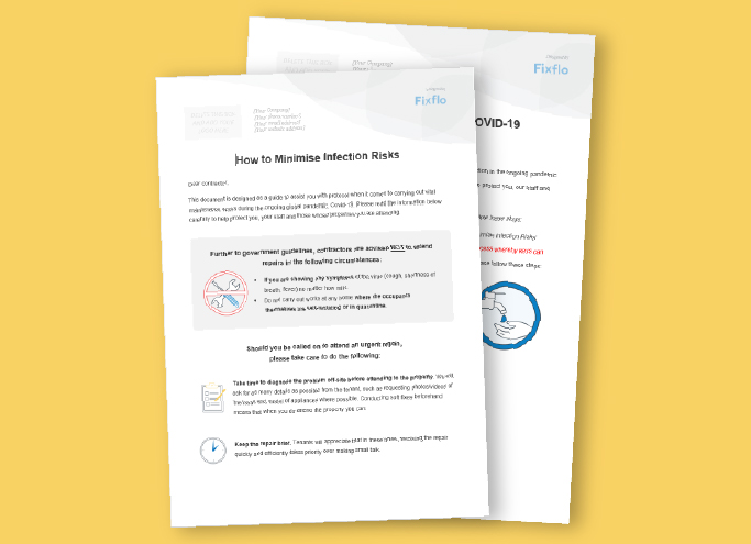 Contractor Safety Letter Template Bundle