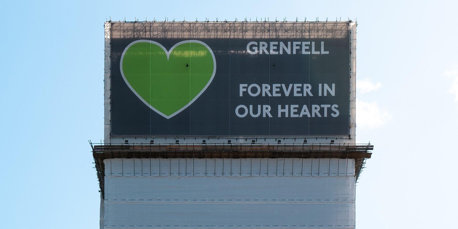 Resident voice: Rebuilding trust post-Grenfell