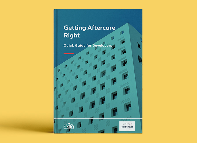 Quick Guide for Developers - Getting Aftercare Right