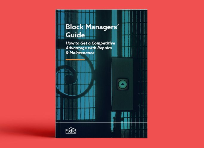 Block Managers Guide: How to Get a Competitive Advantage With Repairs & Maintenance