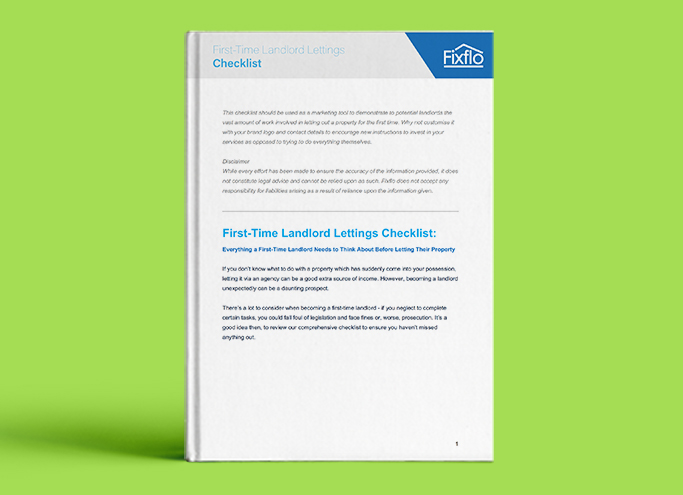 First-Time Landlord Checklist
