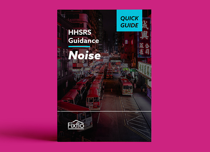 HHSRS Quick Guide - Noise