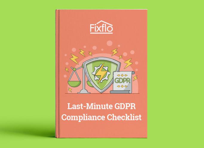 Last-Minute GDPR Compliance Checklist