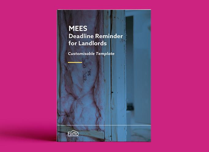 MEES Deadline Reminder for Landlords