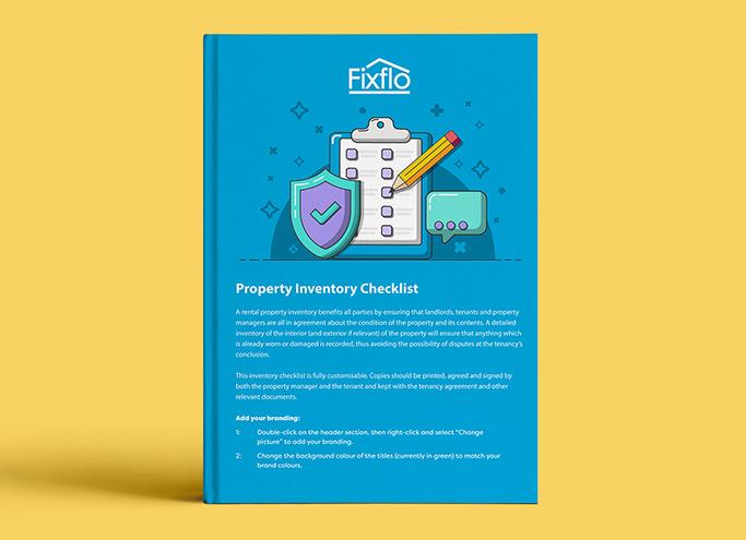 Property Inventory Checklist