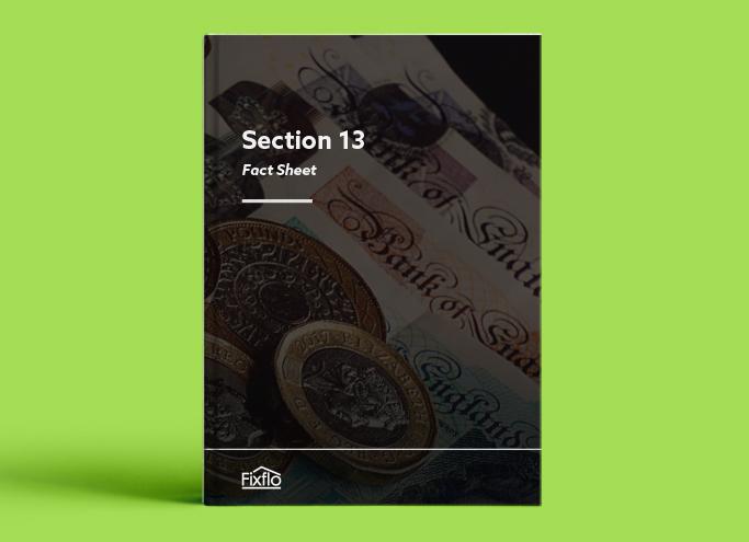 Section 13 Fact Sheet