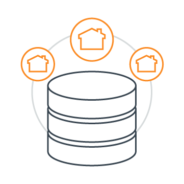 Illustrative Icon_Property Database