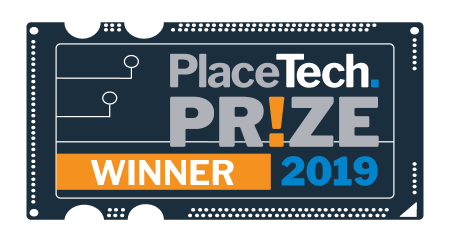 Fixflo Placetech 2019 Winner Logo