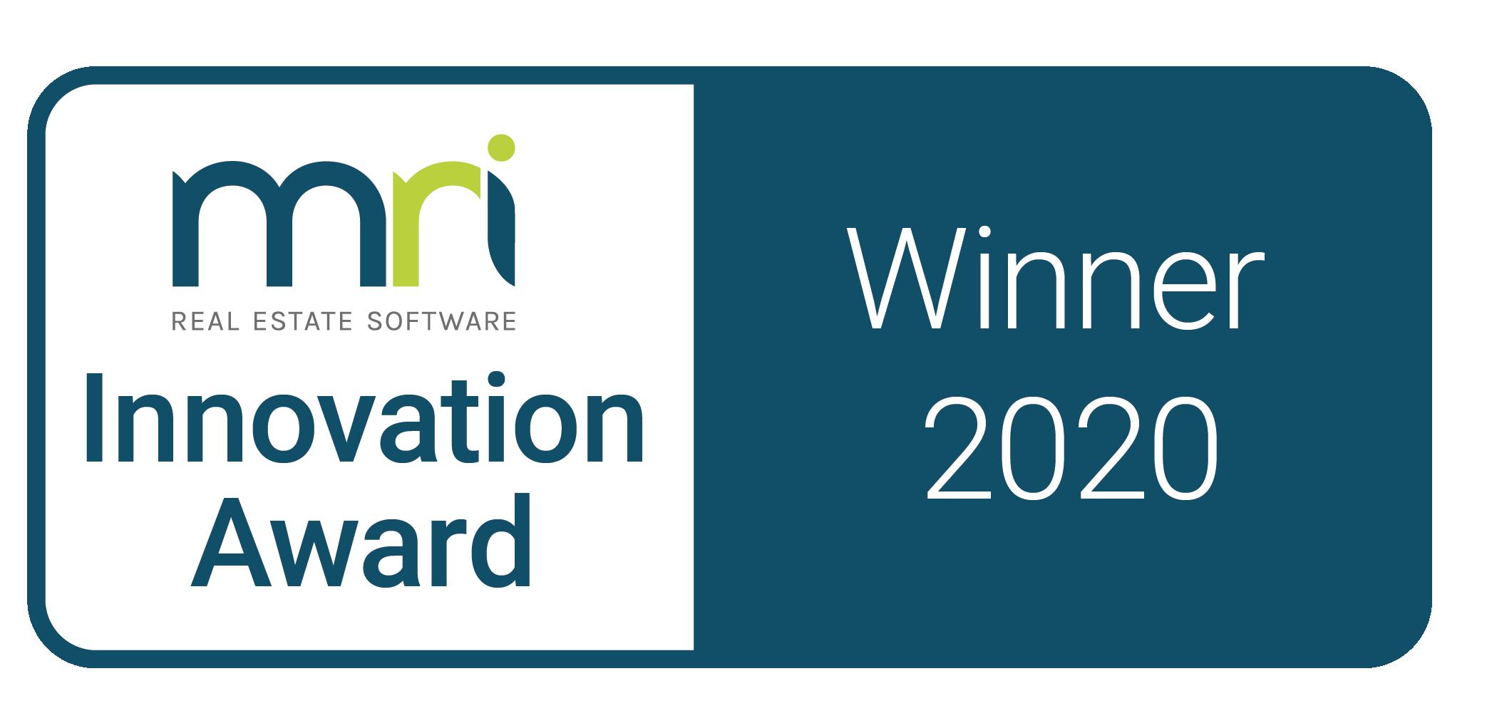 MRI Innovation Award 2020 Winner Fixflo