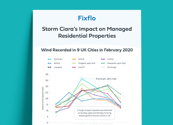 Storm Ciara's Impact on Managed Residential Properties