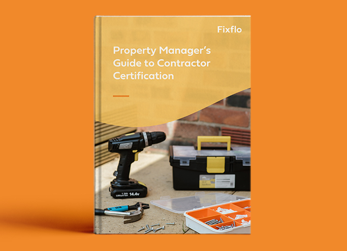 Property Manager's Guide to Contractor Certification
