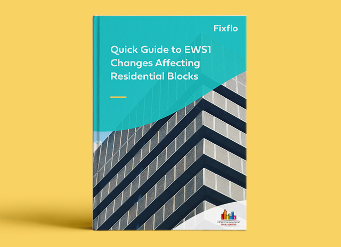Quick Guide to EWS1 Changes Affecting Residential Blocks