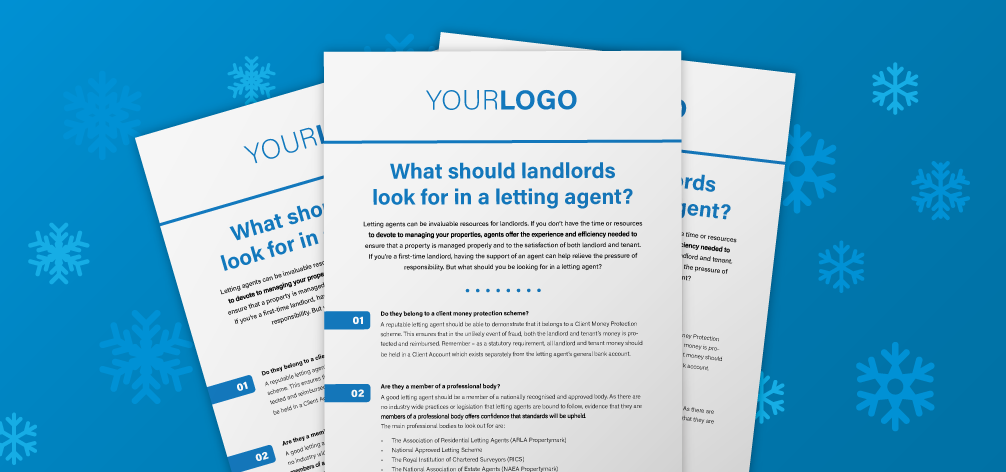 Wondering How to Win Landlords? Try Fixflo's New Flyer