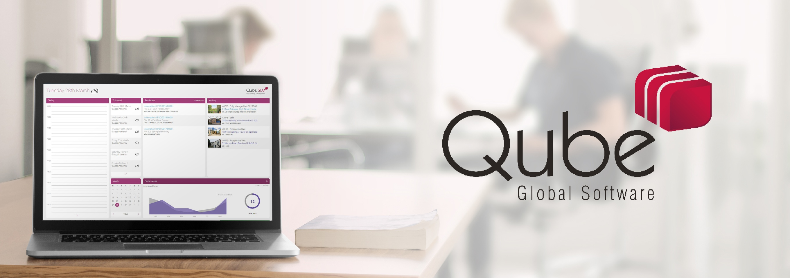 Property Management Software Buyers Guide: MRI Qube
